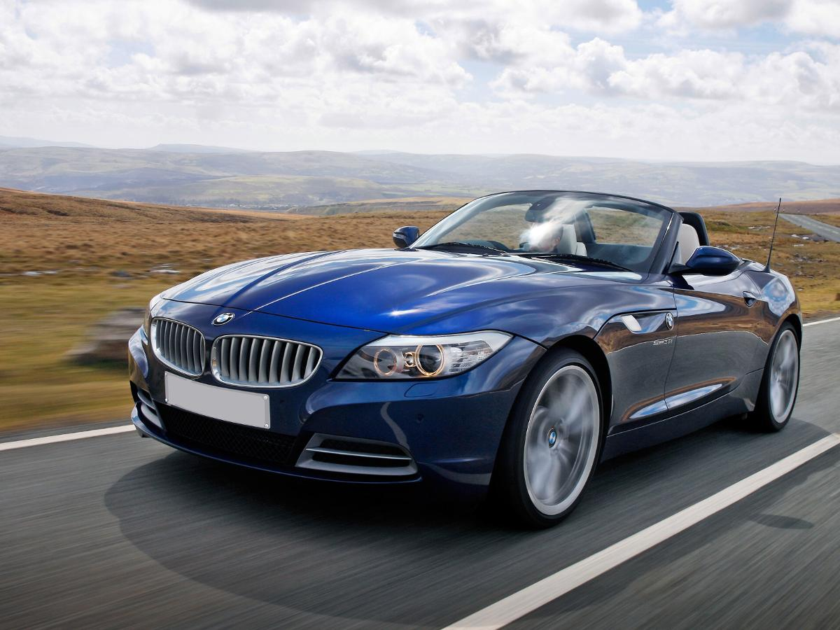 Used Bmw Z4 Cars For Sale On Auto Trader