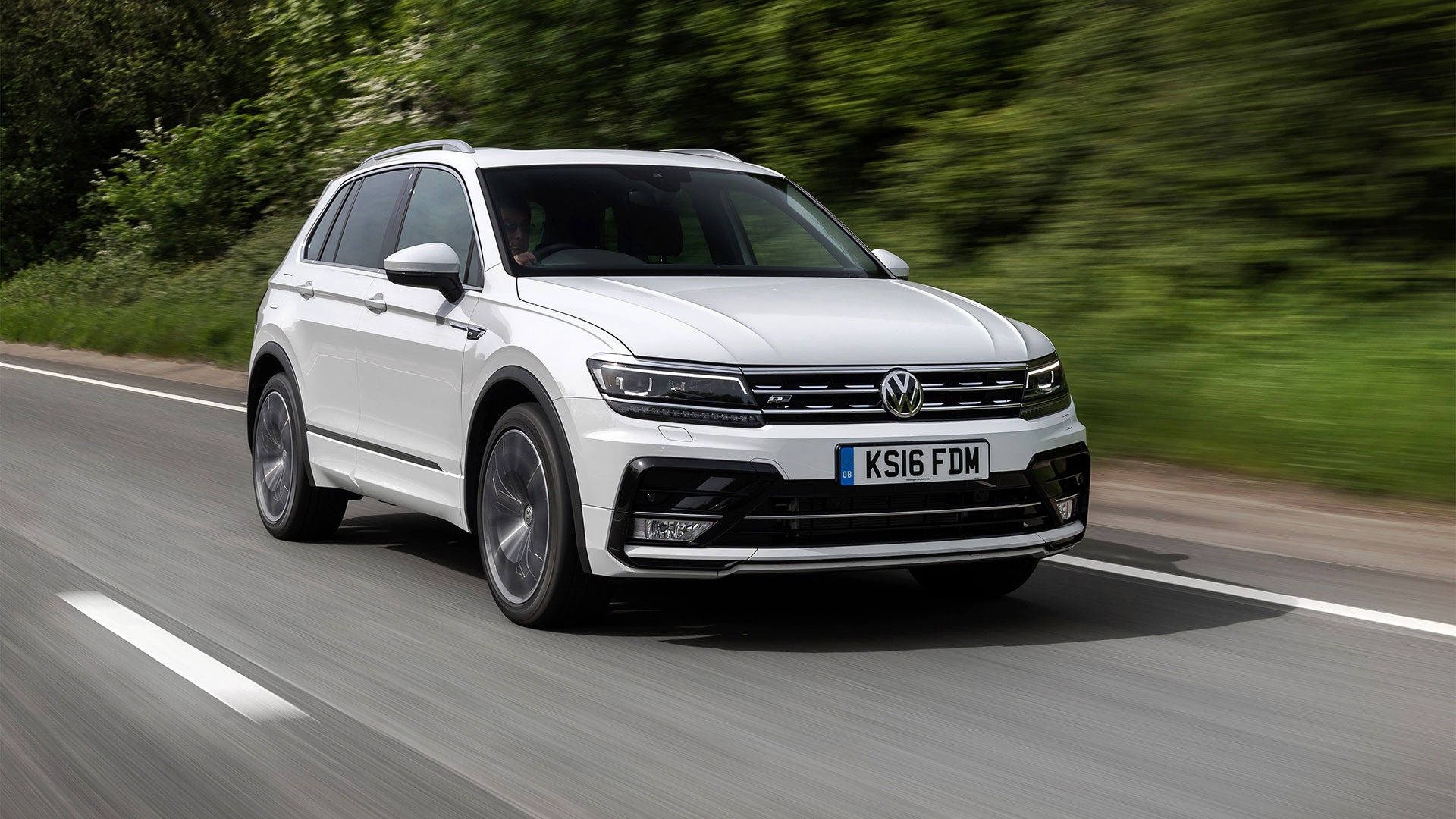 Used Volkswagen Tiguan Suv Cars For Sale On Auto Trader Autos Post