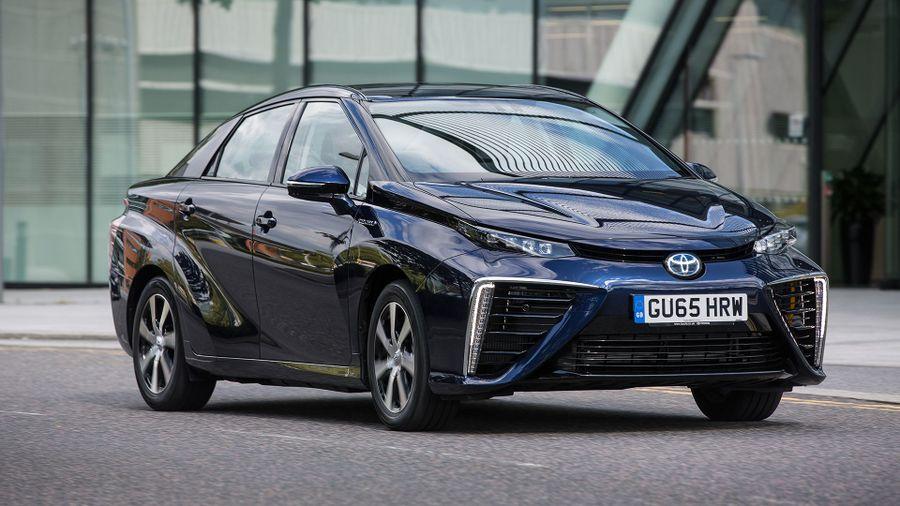 2015 Toyota Mirai FCV