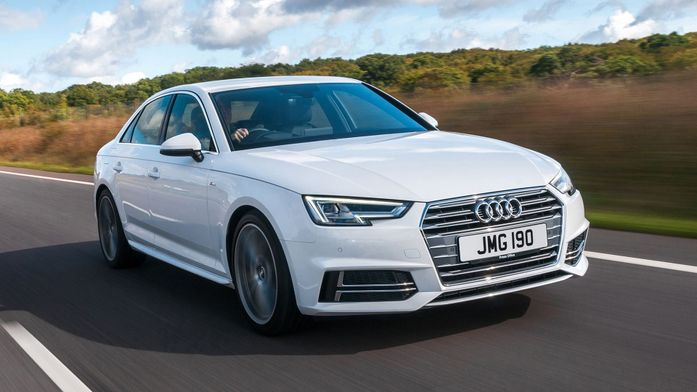 Audi A4 Saloon (2015 - ) review