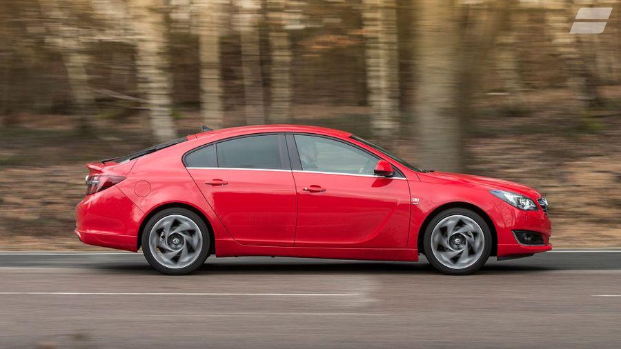 Vauxhall Insignia performance