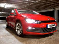 Volkswagen Scirocco coupe (2008 – ) expert review