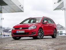 Volkswagen Golf Estate (2012 - ) review