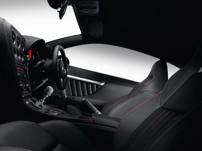 Alfa Romeo Brera coupe