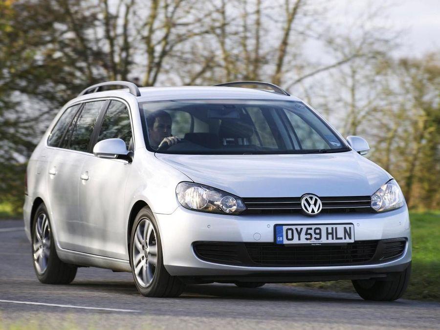 Volkswagen Golf estate