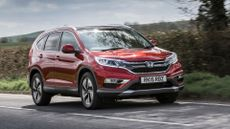 Honda CR-V SUV (2015 - ) review