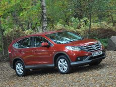 Honda CR-V SUV (2012 - ) review