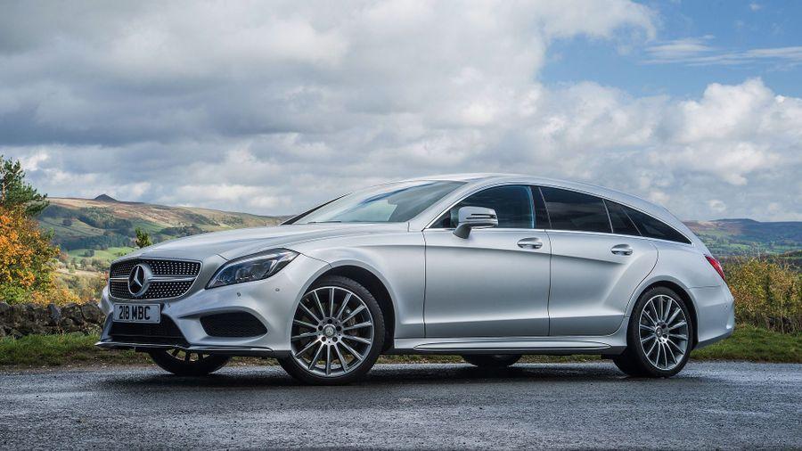 Mercedes CLS Shooting Brake styling
