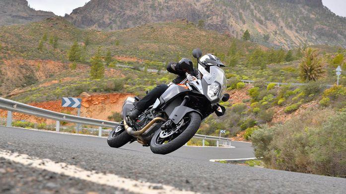 KTM 1050 Expert Review