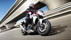 Honda CB500 Naked (2013 - ) review