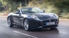 Jaguar F-Type Convertible (2013 - ) review