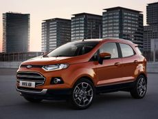 Ford EcoSport Hatchback (2013 - ) review