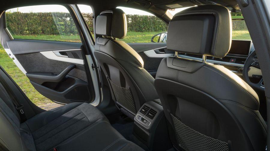 2015 Audi A4 practicality
