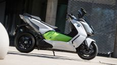 Picture of BMW C Evolution Scooter (2013 - ) review