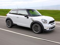 MINI Paceman Hatchback (2013 - ) review