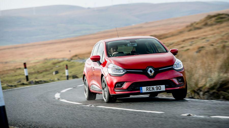Renault clio deals uk