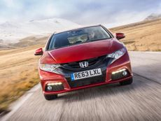 Honda Civic Estate (2013 - ) review