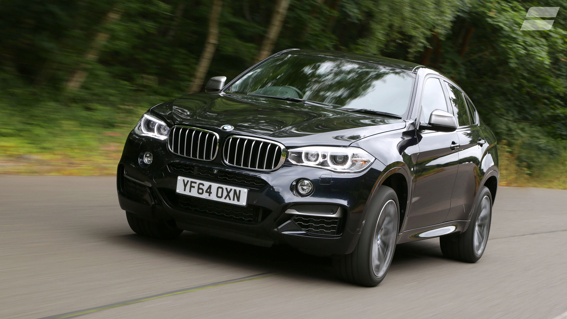 BMW X6 SUV (2015 - ) review