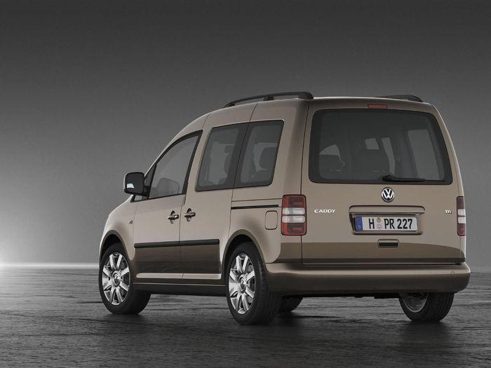 Volkswagen Caddy Maxi MPV