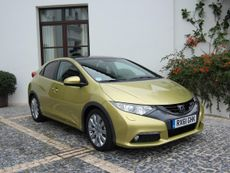 Honda Civic Hatchback (2011 - ) review