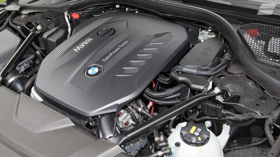2015 BMW 730d M Sport