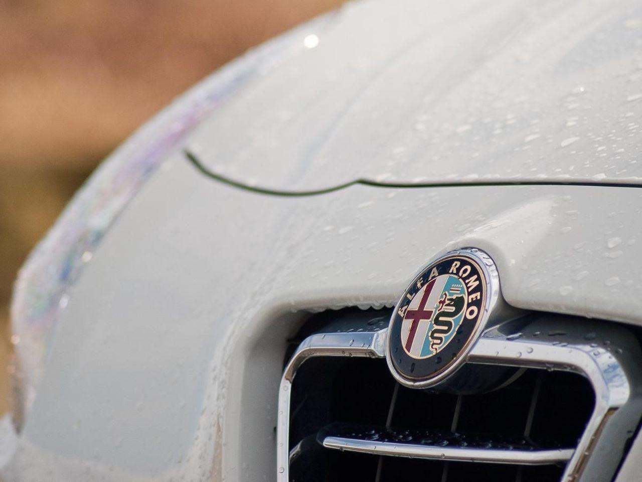 Alfa Romeo Giulietta hatchback