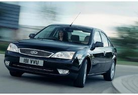 Ford Mondeo Saloon 2000‑2007