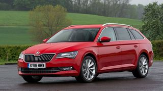 Skoda Superb Estate (2015 - )