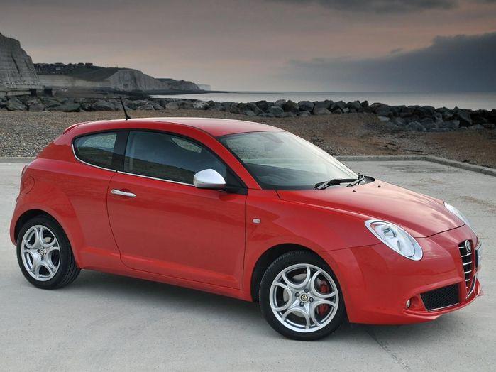 Alfa Romeo MiTo hatchback