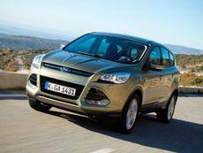 Ford Kuga SUV (2012 - ) review