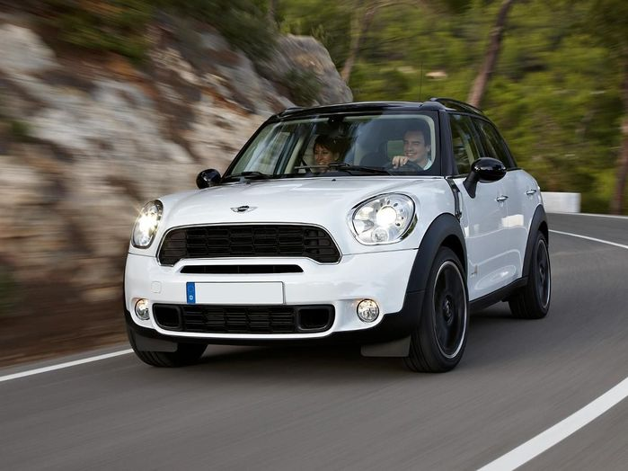 Mini Countryman Cooper S 4x4