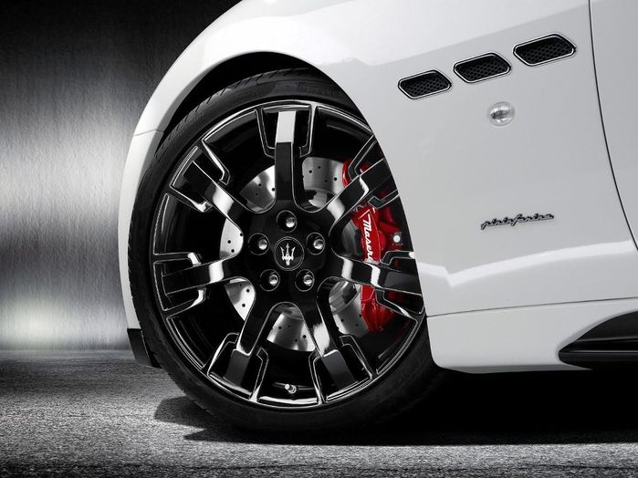 Maserati GranTurismo coupe
