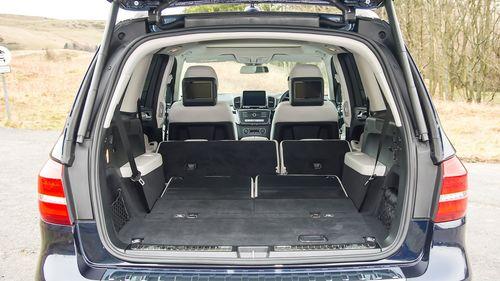 2015 Mercedes GLS