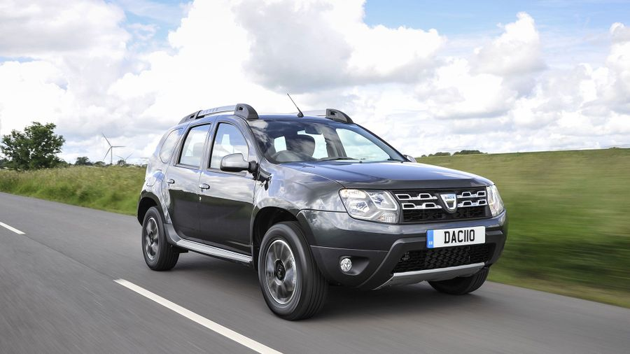 dacia duster suv 2012 review auto trader uk. Black Bedroom Furniture Sets. Home Design Ideas