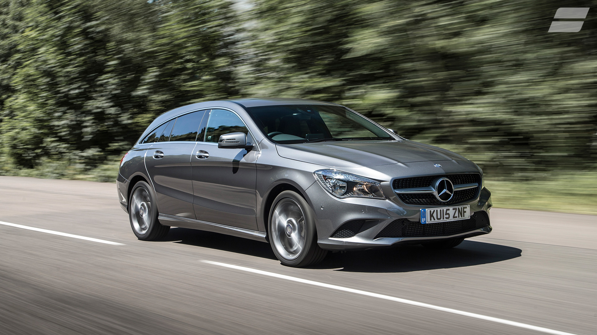 Mercedes-Benz CLA Class Estate (2015 - ) review