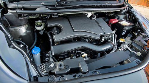 2014 Toyota Aygo engine