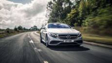 Mercedes-Benz S Class Coupe (2014 - ) review