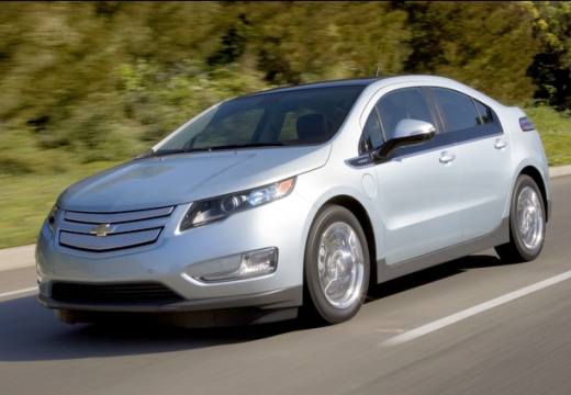 Used Chevrolet Volt