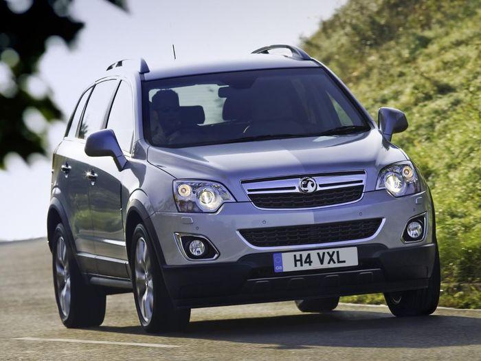 Vauxhall Antara 4x4