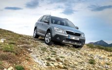 Skoda Octavia Estate (2008 - 2013) review