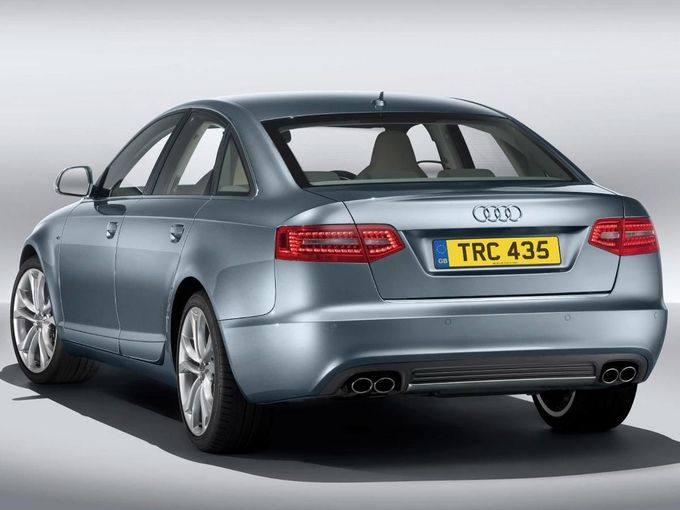 Audi S6 Saloon