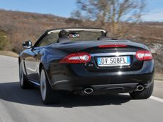 Jaguar XK convertible (2006 – ) review