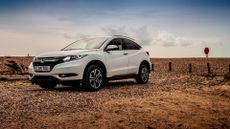 Honda HR-V SUV (2015 - ) review