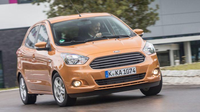 2016 Ford KA+