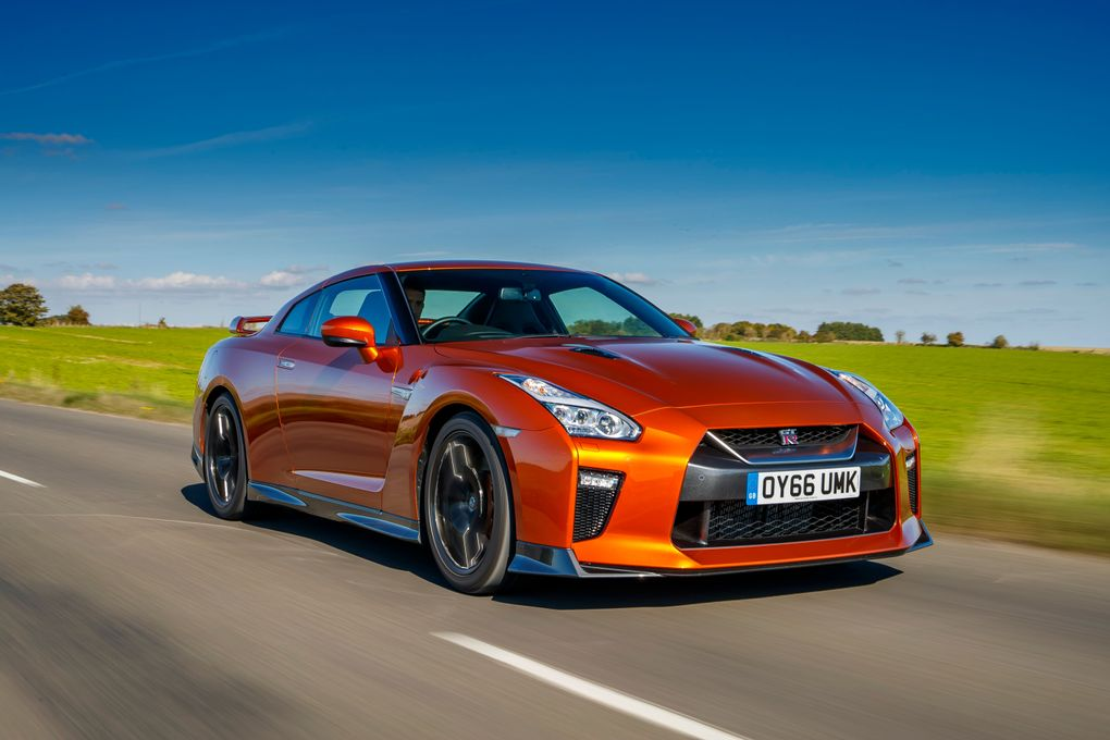 Nissan GT-R Coupe (2016 - ) review