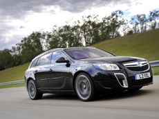 Vauxhall Insignia Estate (2013 - ) review