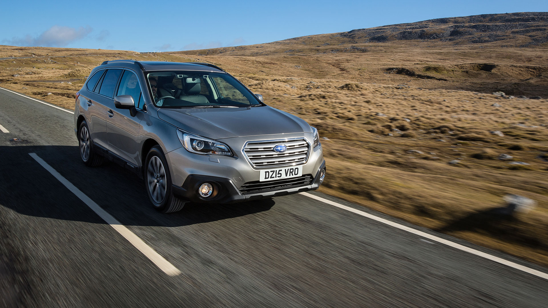 Subaru Outback Estate (2015 - ) review