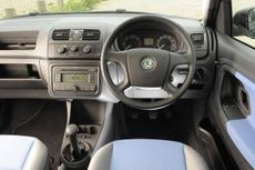 Skoda Roomster MPV (2006 – ) expert review