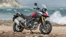 Picture of Suzuki V-Strom Adventure (2013 - ) review