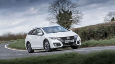 Honda Civic Estate (2015 - ) review